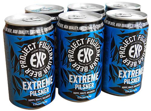 エクストリーム ピルスナー 6缶