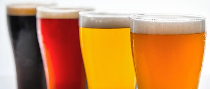 地ビールのイメージ